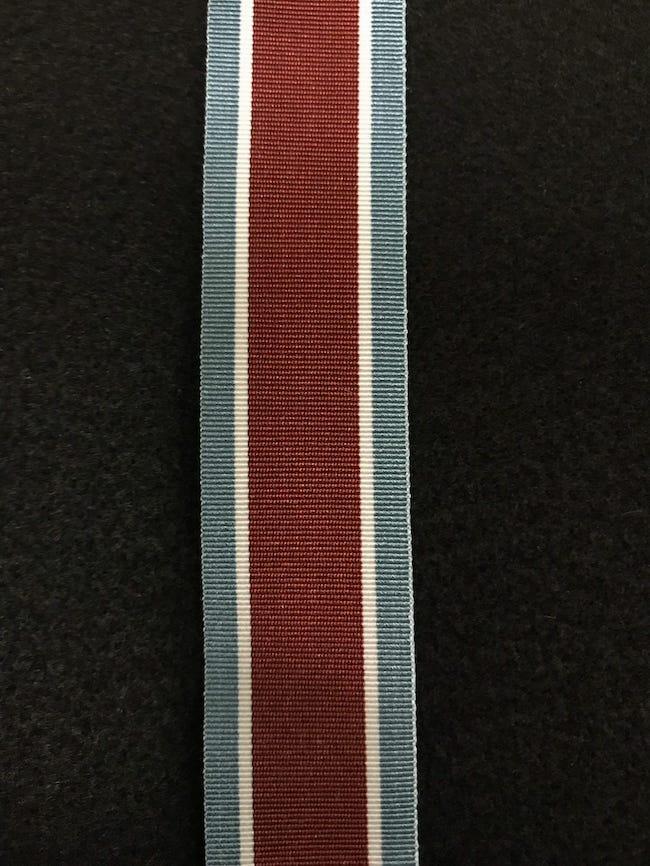 Full Size Ribbon 1 Metre General Service Medal Allied Force Gsm Af